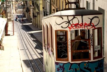Lisbon Gives San Francisco a Run for Steepest Hills