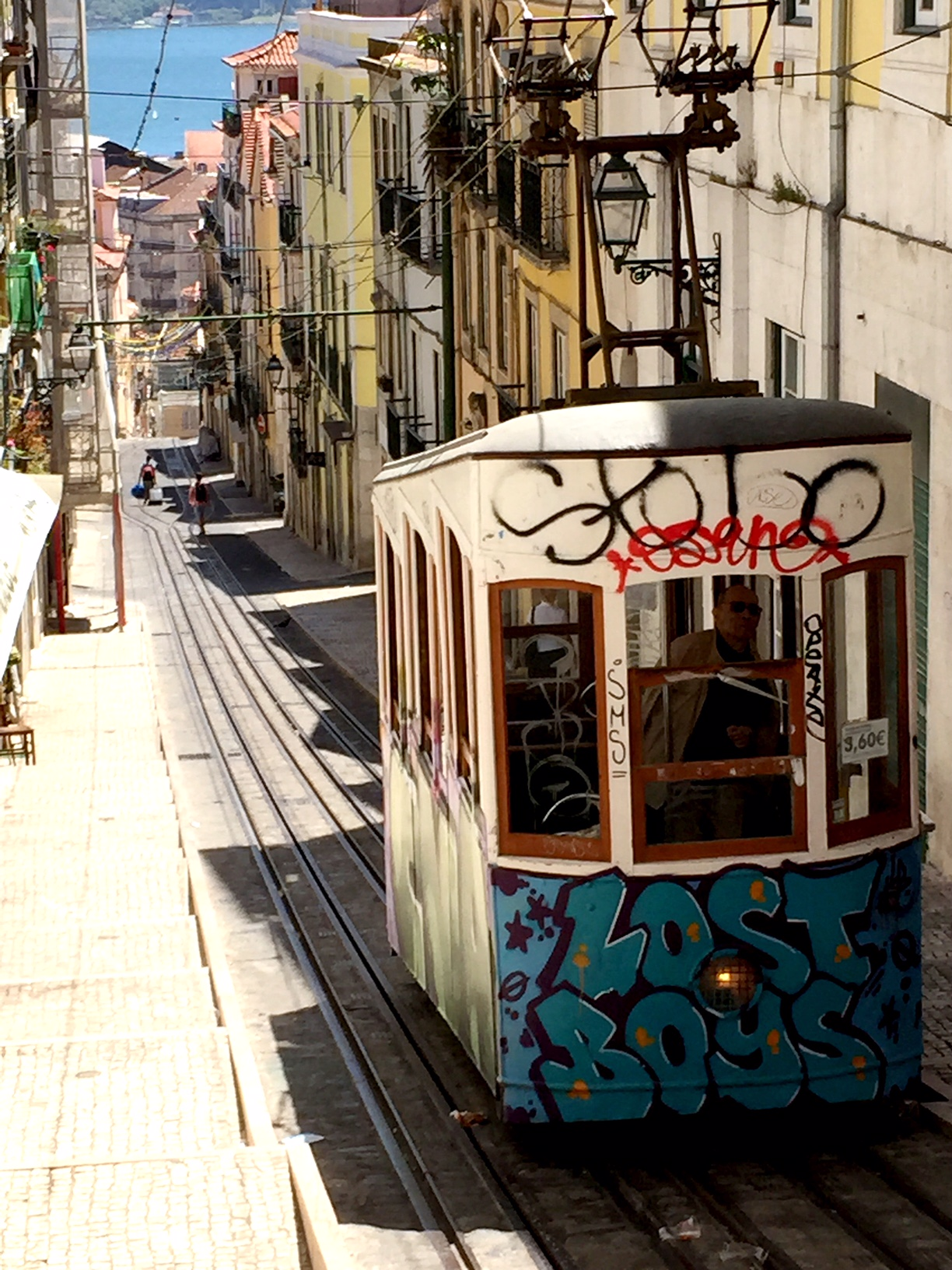 Lisbon's hills and trams