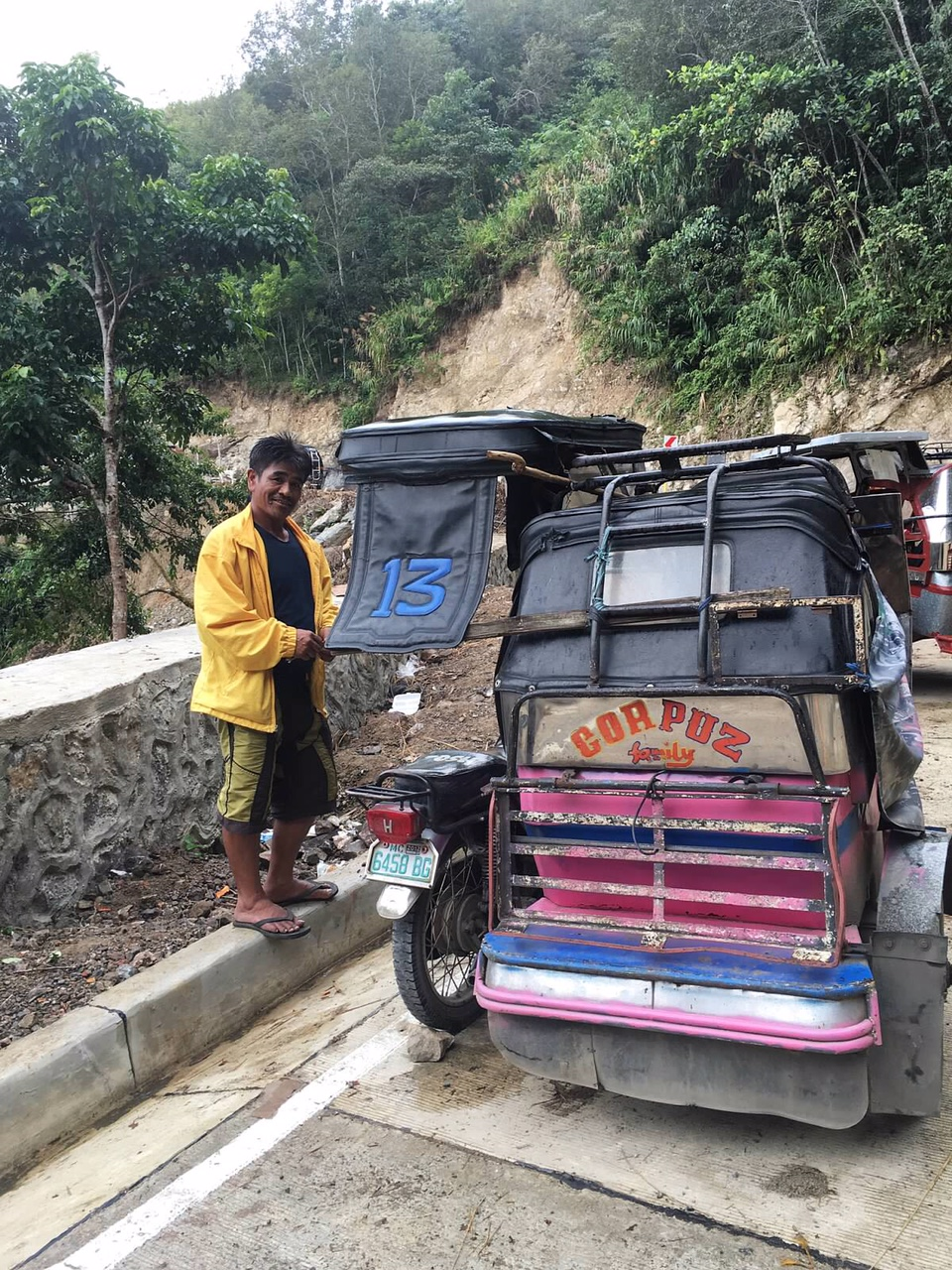 My guide & transport to batad terraces